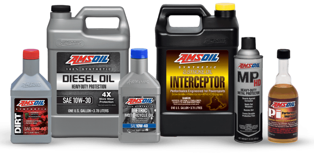 Buy AMSOIL Factory Direct - Shipped To Your Door